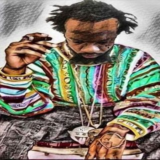 Too Lit Tuesdays on Endie Fiya LIVE with Detroit Hip-Hop Artist ~ BlackTear