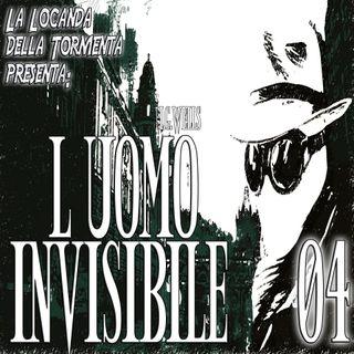 Audiolibro L'Uomo Invisibile - Capitolo 04 - H.G. Wells