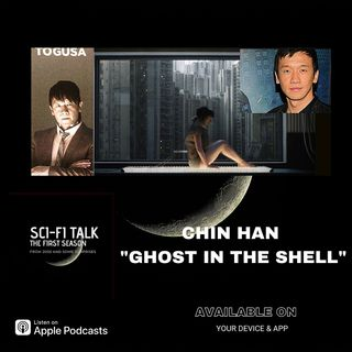 Chin Han On Ghost In The Shell