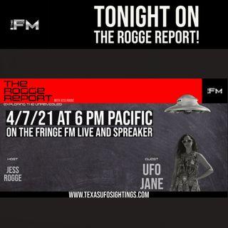 UFO Jane: Texas UFO Sightings #11