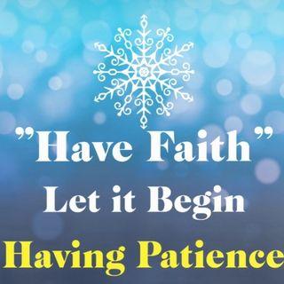 Having Patience Episode 127