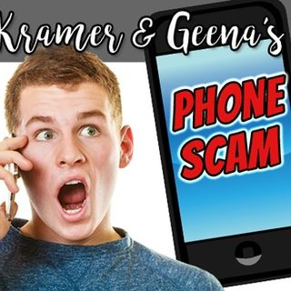 Friday Phone Scam: St Patty's Day Edition