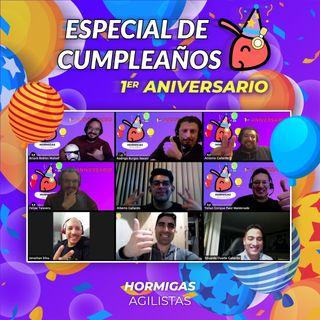 EP27-Hormigas Agilistas -Especial Cumpleaños