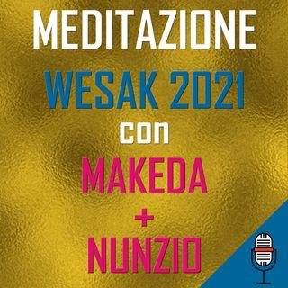 Celebrando il WESAK 2021
