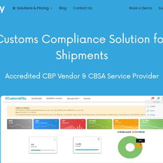 The Leading Customs Compliance Solution for eCommerce Shipments