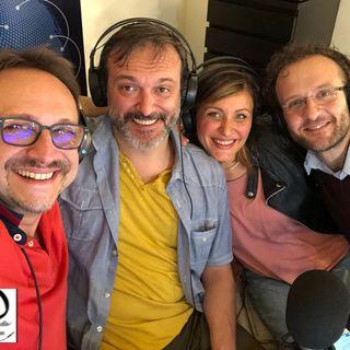 233 - Dopocena con... Edoardo Stoppacciaro, Alessandro Budroni e Lidia Perrone - 17.05.2018