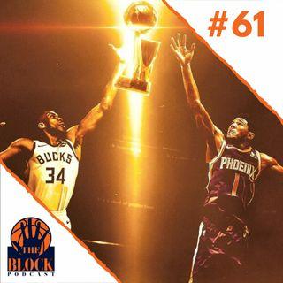 #61 - Prévia das NBA Finals