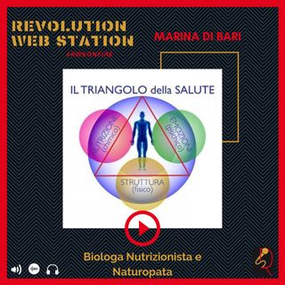 INTERVISTA MARINA DI BARI - BIOLOGA NUTRIZIONISTA E NATUROPATA