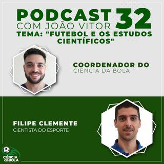 Ep. 32: Futebol e os Estudos Científicos