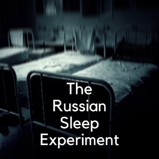 The Russian Sleep Experiment Ep. 1