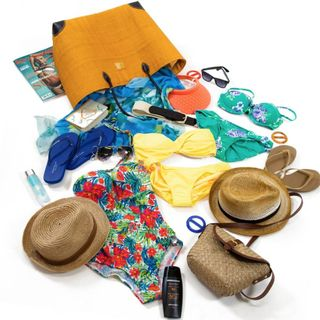 How to pack for summertime