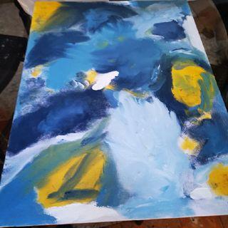 Mi Obra De Arte Abstracta