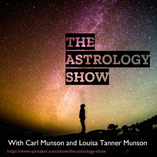 Launch, Lift Off & Laughter - It's Feelgood Astrology's Patreon Special