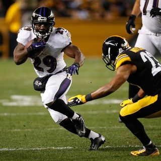 Justin Forsett, former NFL RB:  Be the Exception & Make Room