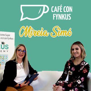 ☕Un café con Mireia Simó, Administradora de fincas