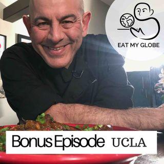 Simon Majumdar Interviews UCLA Department of History Professor Stephen Aron