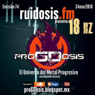 proGDosis 74 - 18hz