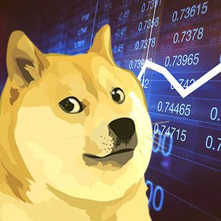 Bitcoin rimbalza sul baratro mentre il cagnolino salta in alto