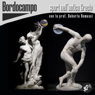 Bordocampo | sport nell'antica Grecia la prof. Roberta Romussi pt. 1