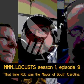 "1.9 ""That time Rob was the Mayor of South Carolina."""