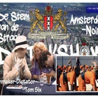 Wereldwijd geboycot The Centepide van bekroonde Filmmaker Tom Six  in De Stem van de Straat.