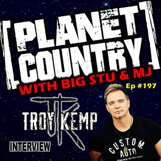 #197 - Troy Kemp Interview & Single Debut + CMC Rocks Festival Preview