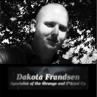 "Dakota Frandsen Presents: Strange Safety #2 ""That Ain't Santa Sneaking In"""