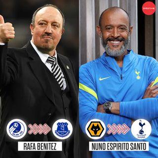 Rafa Benitez Everton-da, Nuno Esperito Santo isə Tottenham-da | Overtime #16