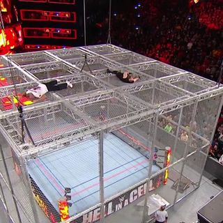 Wrestling 2 the MAX EXTRA:  WWE Hell in a Cell 2017 Review