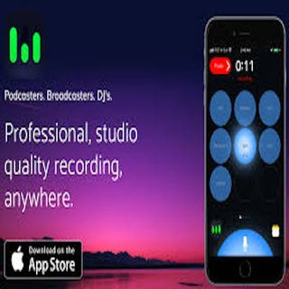 Backpack Studios #Podcast Test with just app and an Iphone (@backpack_studio)