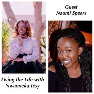 Episode 14- Guest Speaker Nae Spears