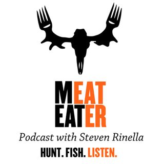 "Episode 068: Cazenovia, Wisconsin. Steven Rinella talks with the outdoor writer Pat Durkin, ""Buckman"" Doug Duren, and Janis Putelis of the M"