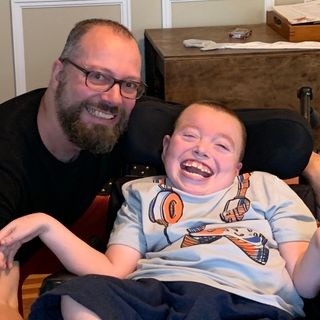 Dad to Dad 116 - Daniel DeFabio Part 2 - Co-Founder of DISORDER: The Rare Disease Film Festival, Reflects On Losing A Son To Menkes Disease