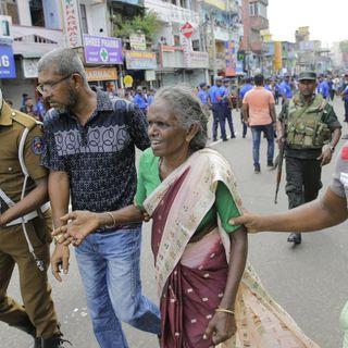 Terrorismo 2, en Sri Lanka. Muerte y tristeza