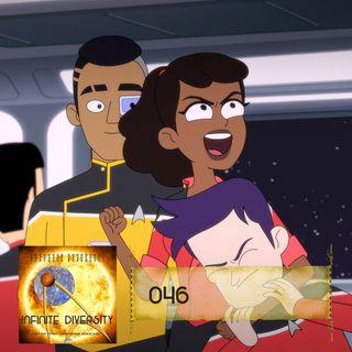 ID: 046: Lower Decks Season One Favorite Characters
