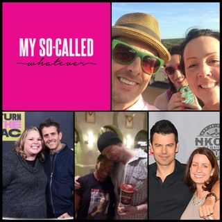 NKOTB Block Party #30 - New Kids on the Block Fan Stories from Christina, Michelle, Jessica, Sandy, Kim and a Joey McIntyre Bonus
