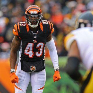 235: Locked on Bengals - 10/18/17 Iloka on Steelers, plus Erickson and an injury update