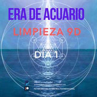 DETOX Energético D1/Canalización