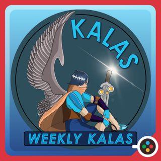 Speciale TGA 2020, Cyberpunk ahi ahi, il Torment dei GDR - Weekly Kalas #013