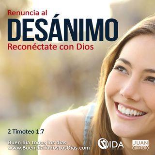 BUEN DÍA - SUPERANDO EL DESÁNIMO