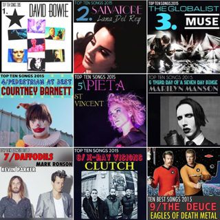 Best Songs 2015