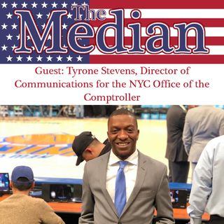 7. Tyrone Stevens, Director of Communications for the NYC Office of the Comptroller