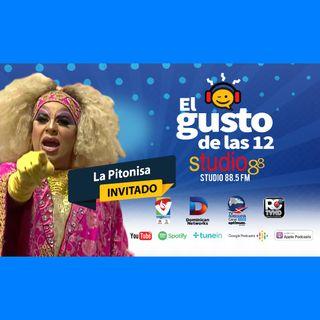 El Gusto de las 12 - Episodio 104 - 21 Noviembre 2019 - La Pitonisa
