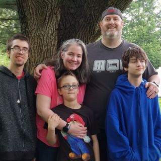 Dad To Dad 16 -  Rob Gorski Father of Three Boys With Autism & The Autistic Dad Blog & Website.