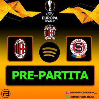 PRE-PARTITA | MILAN-SPARTA PRAGA