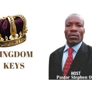 Kingdom Keys with Sr Pastor Stephen Okoth - Intercession