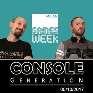 Speciale Games Week 2017, Cuphead e altro - CG Live 05/10/2017