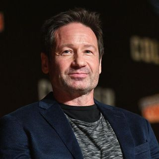 """David Duchovny on his new album """"Gestureland,"""" and how he feels about acting vs. singing!"""