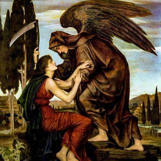 I 4 angeli maggiori: Azrael, l'angelo della morte