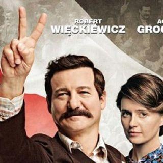 FILM GARANTITI: Walesa, l'uomo della speranza (2013) - Storia romanzata di Lech Walesa e Solidarnosc